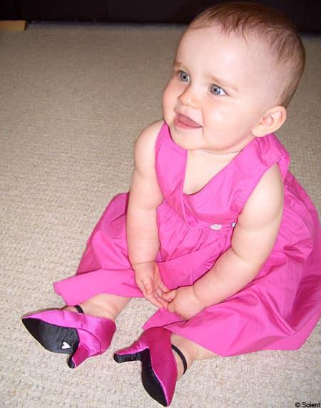 """beba u """"drskim potpeticama"""""""