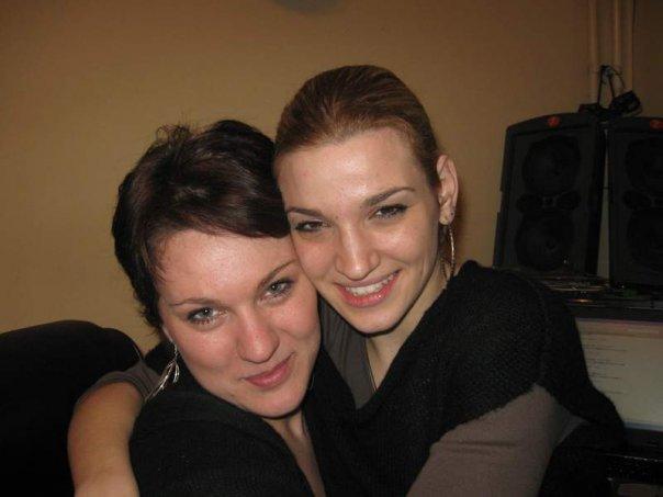 Sonja Bakić i Nina Petković