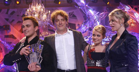 Igor Cukrov pobednik na hrvatskom izboru za pesmu Evrovozije