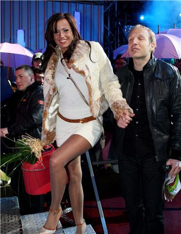 Jelena Žeželj ulazi u kuću Velikog brata