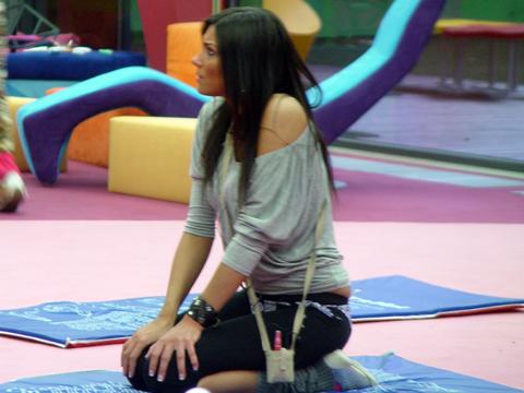 Tijana Stajšić, aerobik