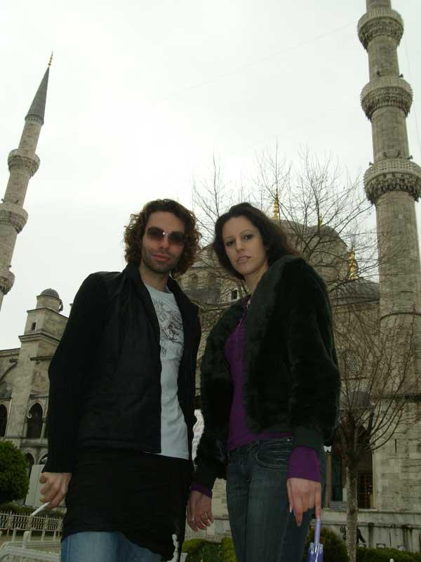 Marko Ordagić i Andrea Demirović