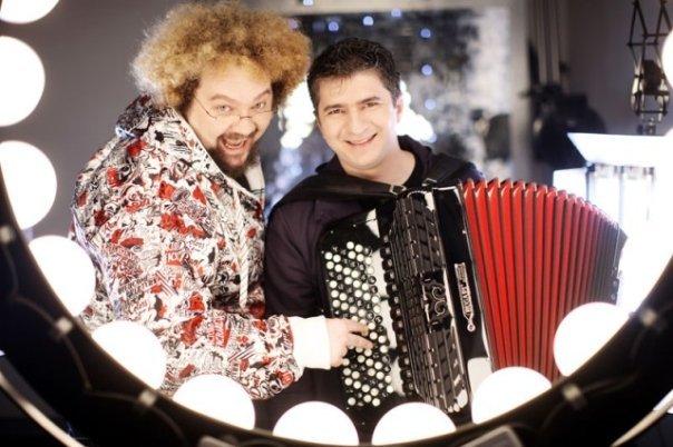 Marko Kon i Milan Nikolić
