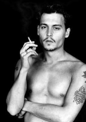 nude_johnny_depp