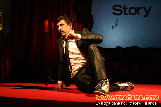 Ognjen Amidžić, domaćin Story Awards 2009
