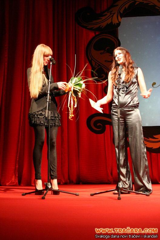 Marija Tarlać i Tamara Paunović