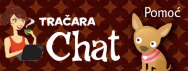 Tračara chat