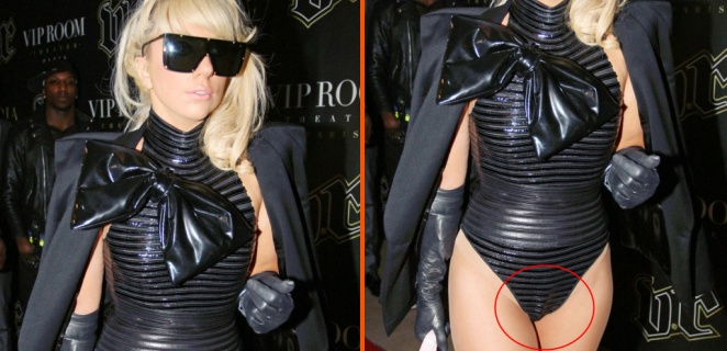lady gaga hermafrodit