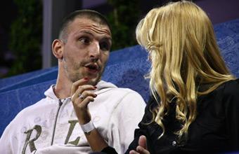 Nataša Bekvalac i Danilo Ikodinović zajedno na Serbia Open-u