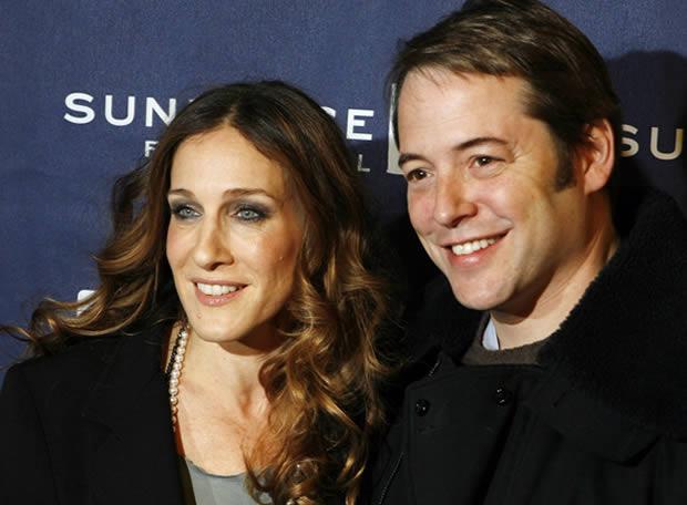 Sara Džesika Parker i Metju Broderik