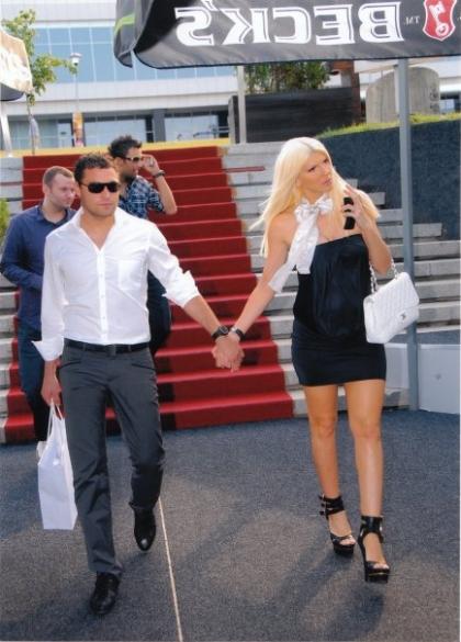 Jelena Karleuša i Duško Tošić