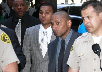 Kris Braun na suđenju