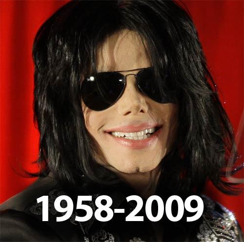 Majkl Džekson umro