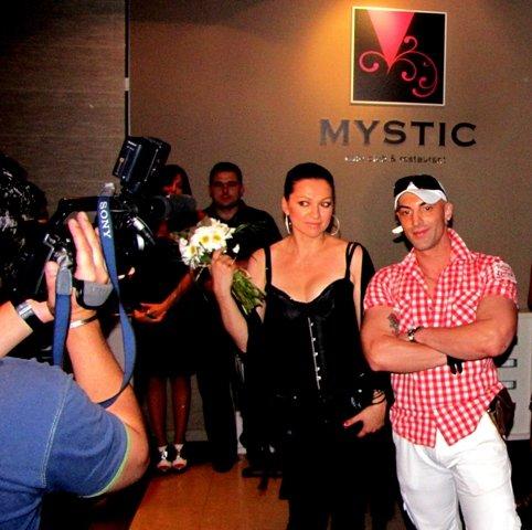 Nina Badrić i Dejan Nestorović
