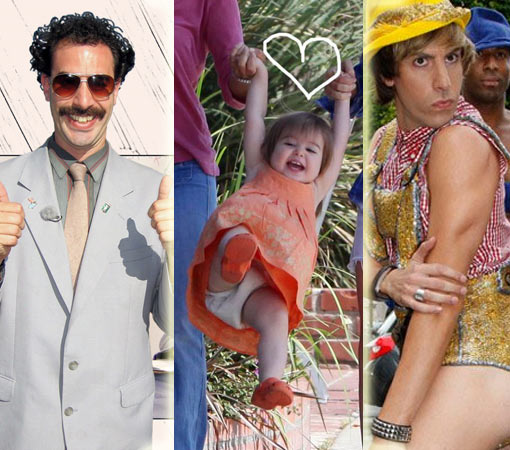 Boratova ćerka