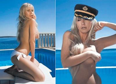 Danijela Martinović za FHM