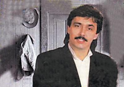 Dragan Kojić Keba sa početka karijere