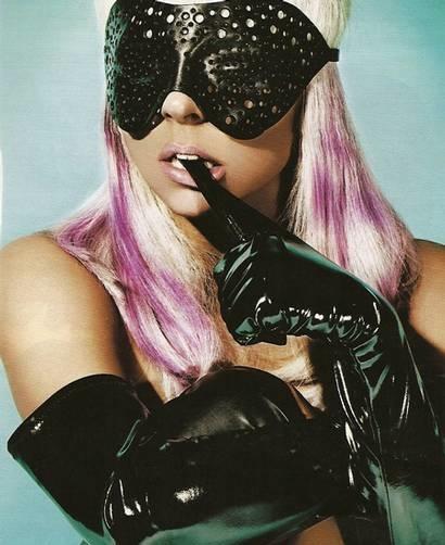 Lady Gaga za Maxim