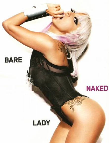 Lady Gaga pozira za Maxim