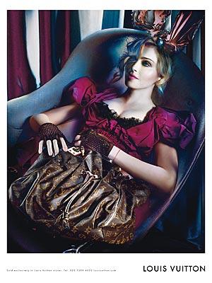 Madona u reklami za Luj Viton