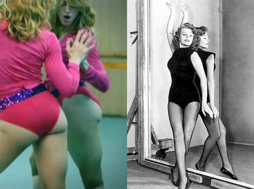 Madona i Rita Hejvort - kopija ili ne?