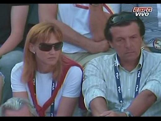 Sebastijan i Ana Marija, roditelji Rafaela Nadala