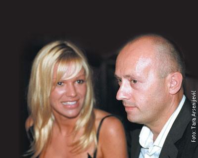Nataša Bekvalac i Miodrag Kostić