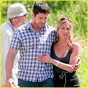 Dženifer Aniston i Džerard Batler