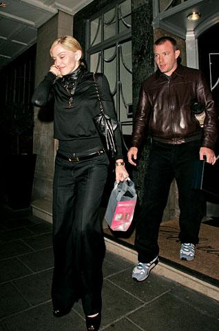 Gaj Riči i Madona