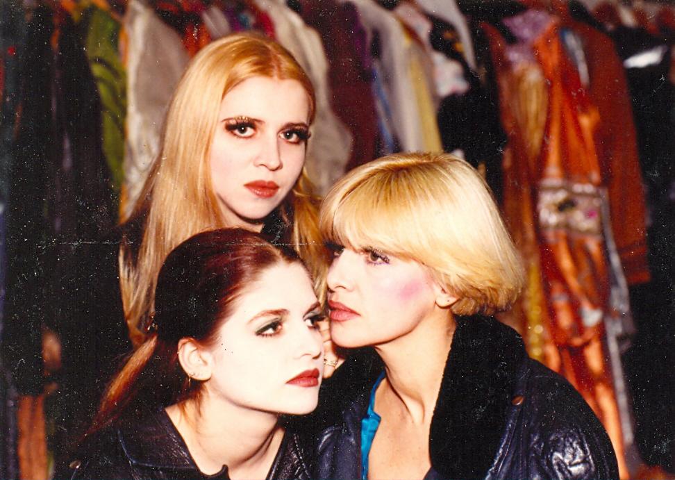 Jelena Tinska sa ćerkama