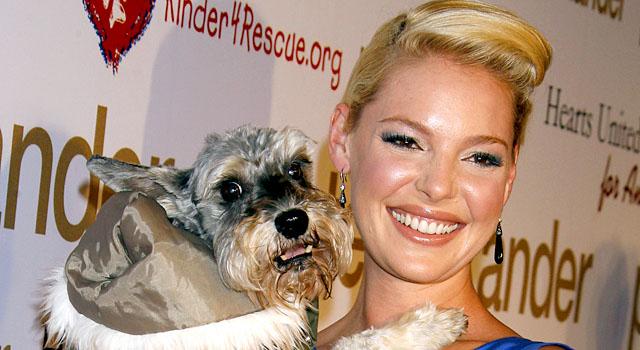 Katrin Hejgl sa svojim psom Romeom