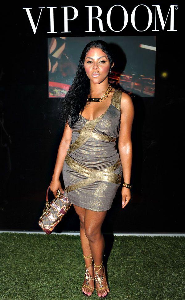 Lil Kim u haljini
