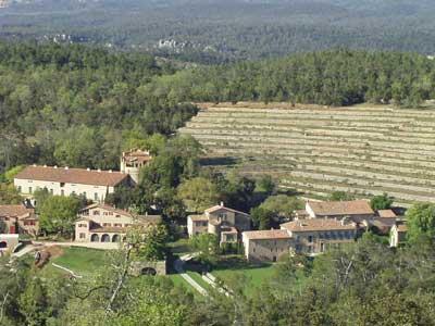 Dvorac Miraval - novo imanje u vlasništvu Anđeline Džoli i Bred Pita