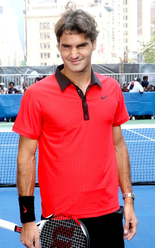 Rodžer Federer - izdanje za US Open 2009