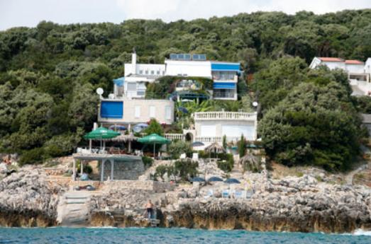 Zvezde Granda - privatna vila u mestu Utjeha na crnogorskom primorju