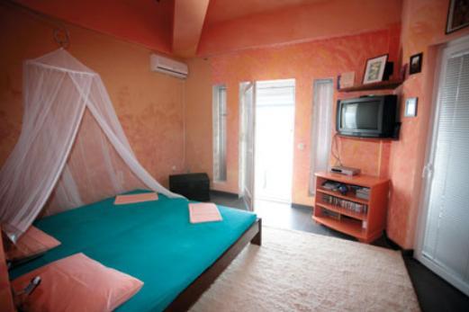Spavaća soba u kući Zvezda Granda