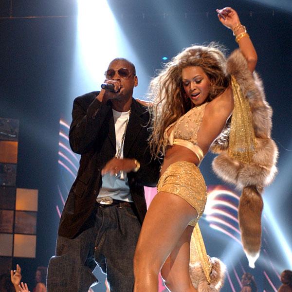 Bijonse i Džej Zi na MTV dodeli nagrada 2003