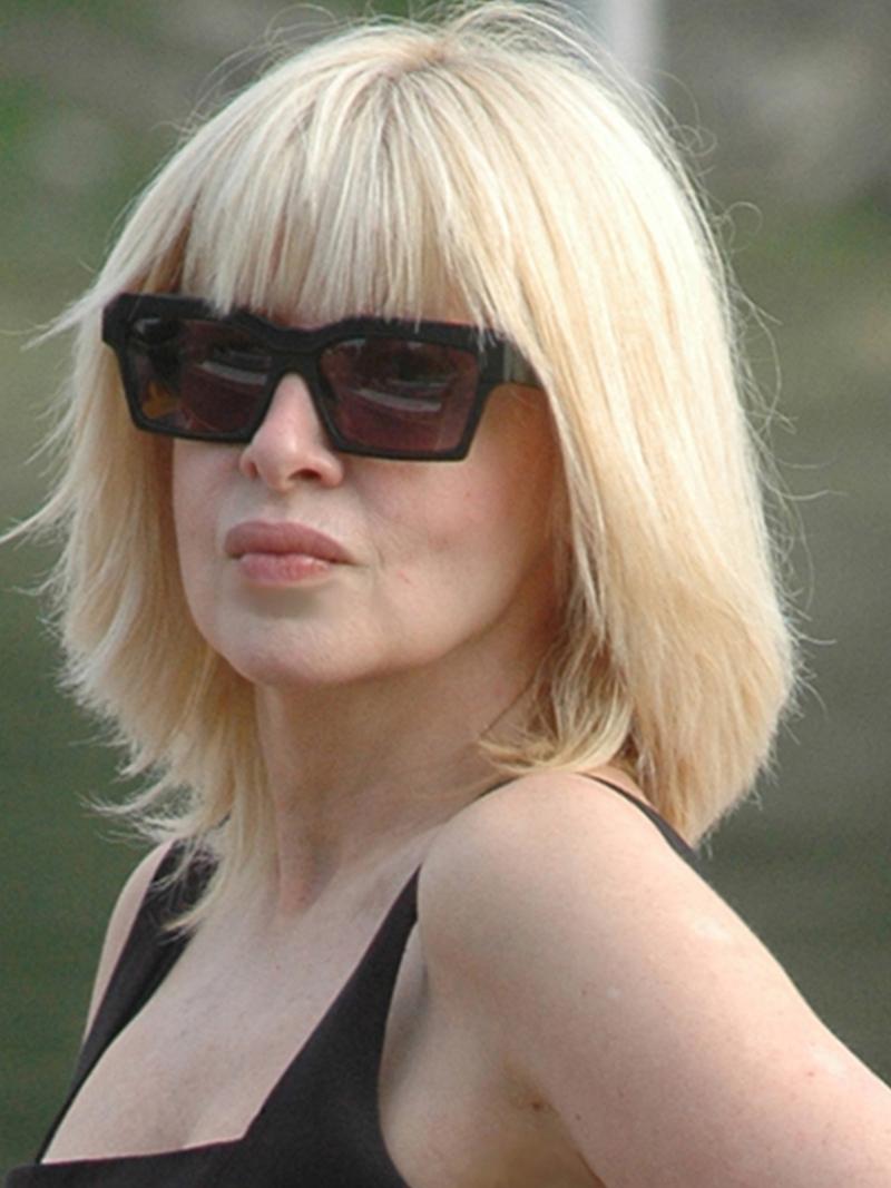 Jelena Tinska - usne