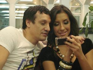 Gagi Fanky G i nova pevačica Marina Uzelac