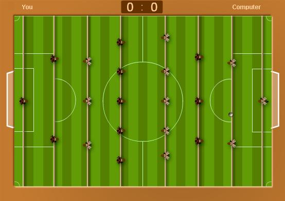 Stoni fudbal igrica