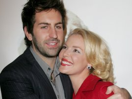 Katrin Hejgl sa suprugom