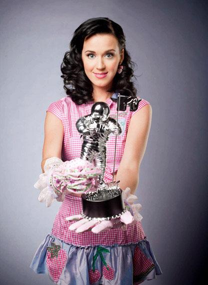 Kejti Peri: promo fotka za MTV video music award 2009