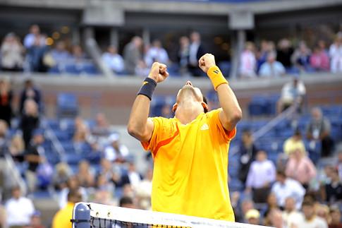 Novak Đoković pobedio Fernanda Verdaska u četvrtfinalu US Opena 2009