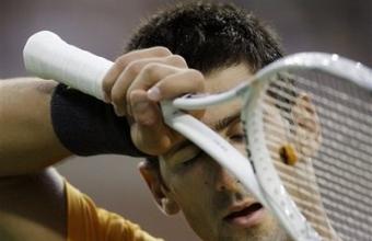 Novak Đoković izgubio polufinale US Opena 2009 od Rodžera Federera