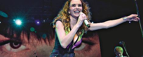 Severina na koncertu u Kragujevcu
