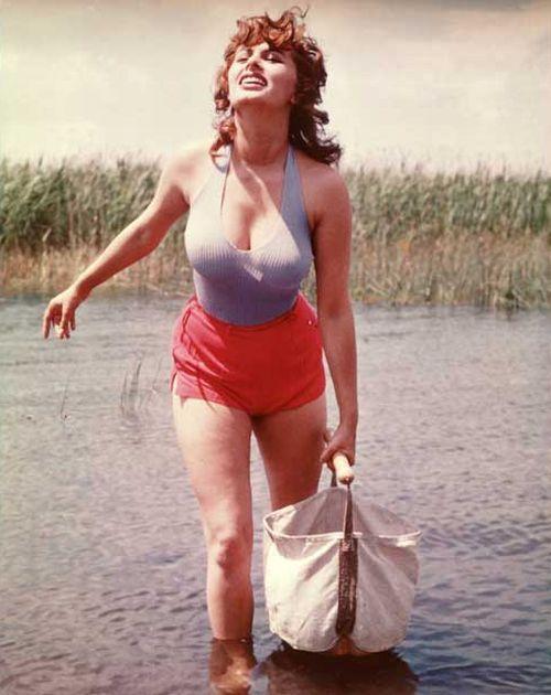 Sofija Loren 1955