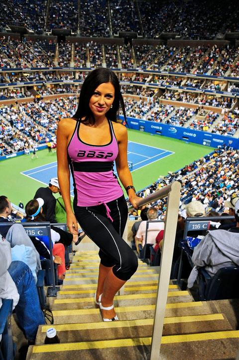 Stanija Dobrojević direktno sa US Opena