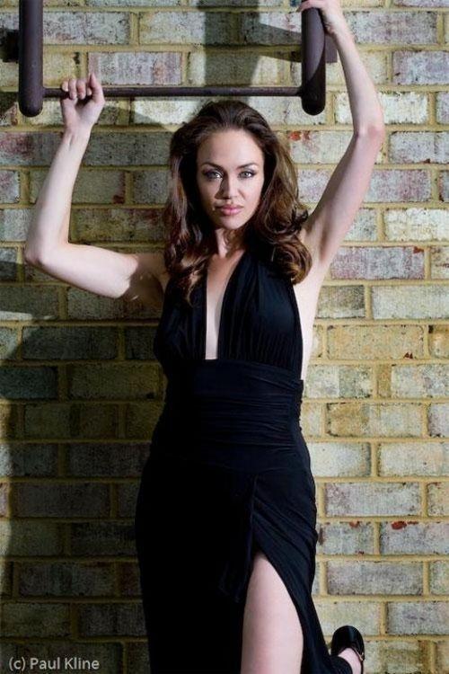 Tifani Klaus - dvojnica Anđeline Džoli