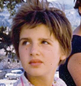 Jelena Tinska - usne sa 11 godina