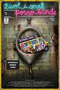 "Plakat za film ""Život i smrt porno bande"""